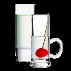 Borrel & shotglazen